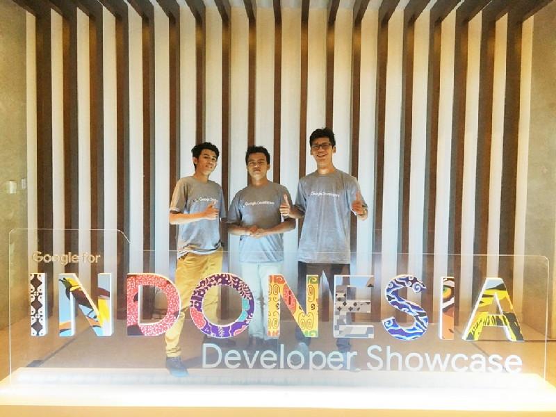 Raih Juara Kedua Google Developer Challenge (GDC)
