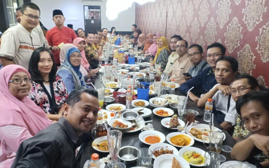 Buka Bersama Prodi Teknik Informatika | Ramadhan 1440 H