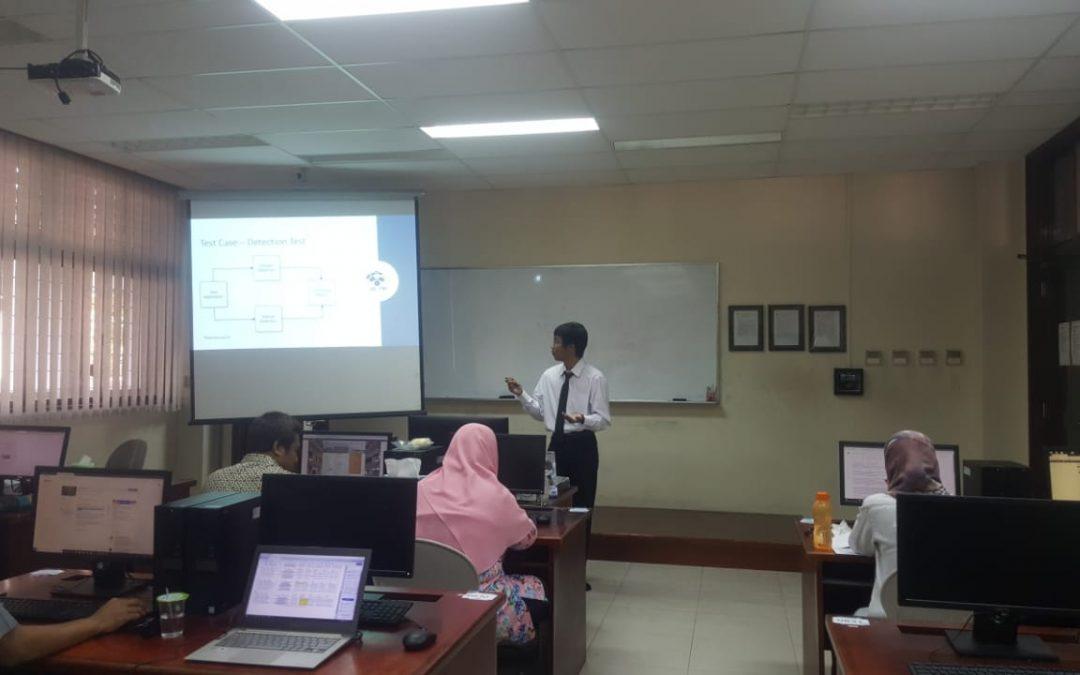 Sidang Proyek Akhir D4 Teknik Informatika