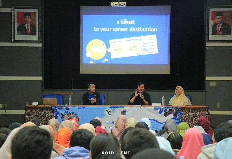 Bekerjasama dengan Tiket.com, Siapkan Mahasiswa Berkarir di Dunia Industri