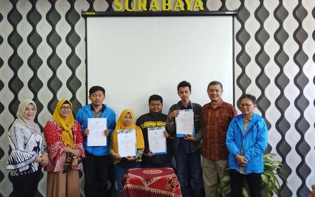 Mahasiswa PENS Terpilih Mengikuti Digital Talent Scholarship 2019
