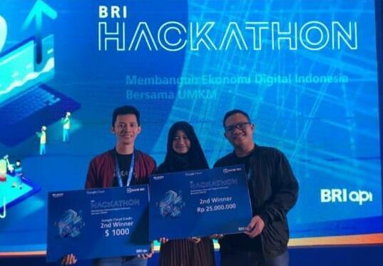 Mahasiswa D4 Teknik Informatika | Juara 2 BRI HACKATHON