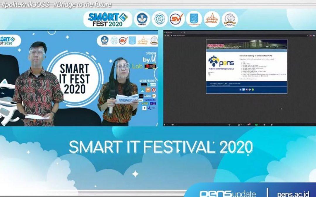 Juara 1 Kategori UI/UX pada Lompa Smart IT Fest (SIF) 2020 Tingkat Nasional