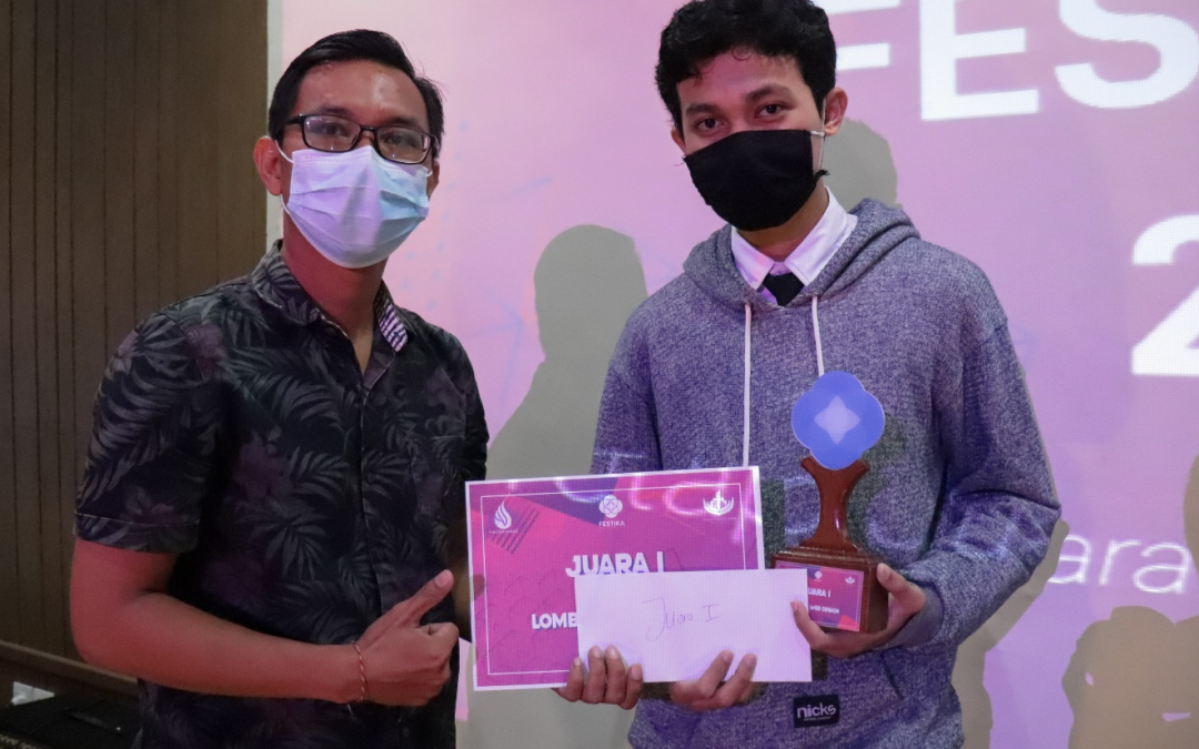 Juara 1 Lomba FESTIKA IV 2020